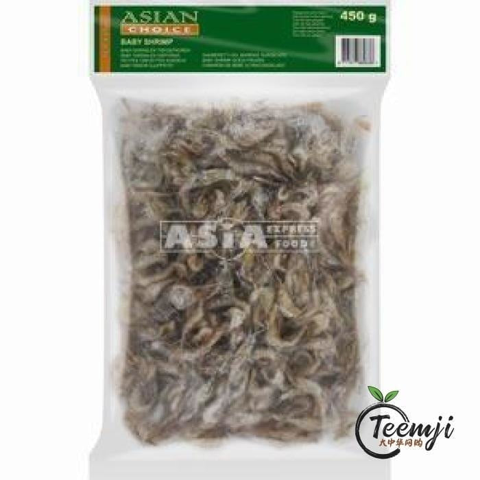 Asian Choice Sweet Water Shimps Small 450G Frozen Seafood