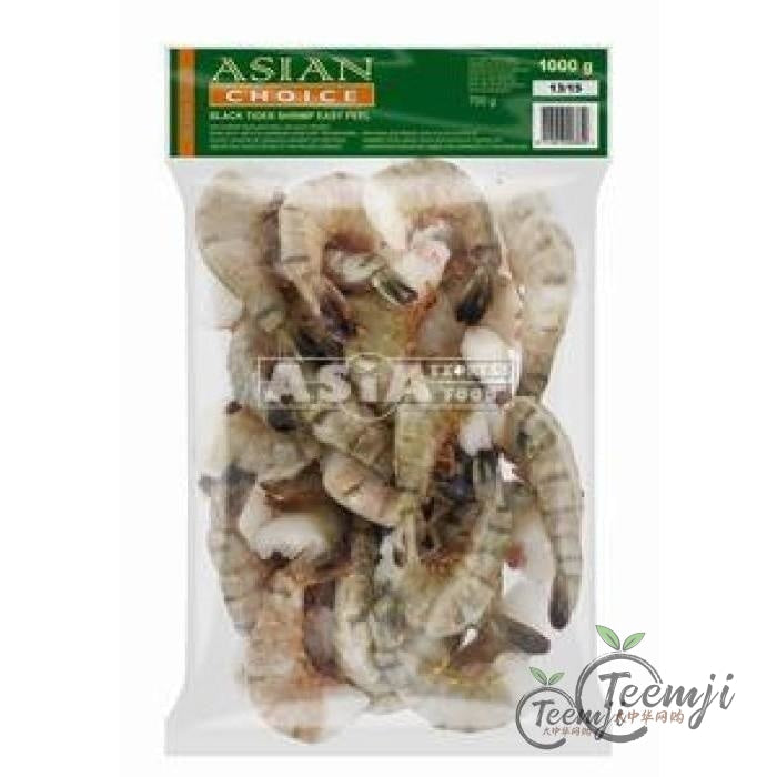 Asian Choice Vannamei Shrimp With Shell 13/15 700G Frozen Seafood
