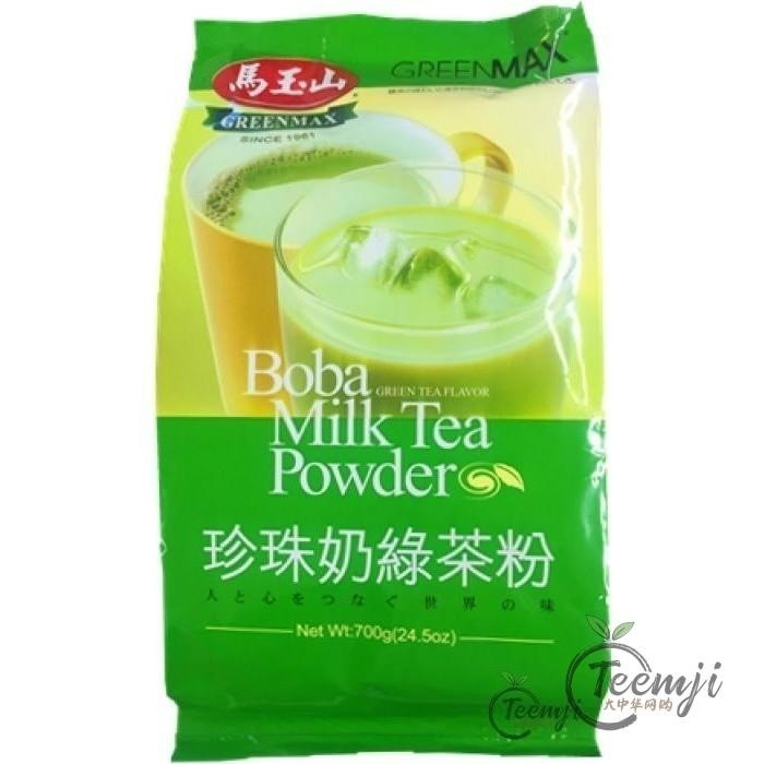 Greenmax Boba Milk Tea Powder 700G & Coffee