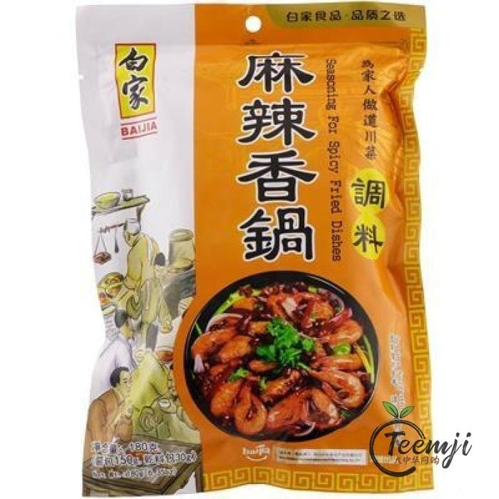 Baijia Spicy Spices For Stir-Fry Dish 180G Spices