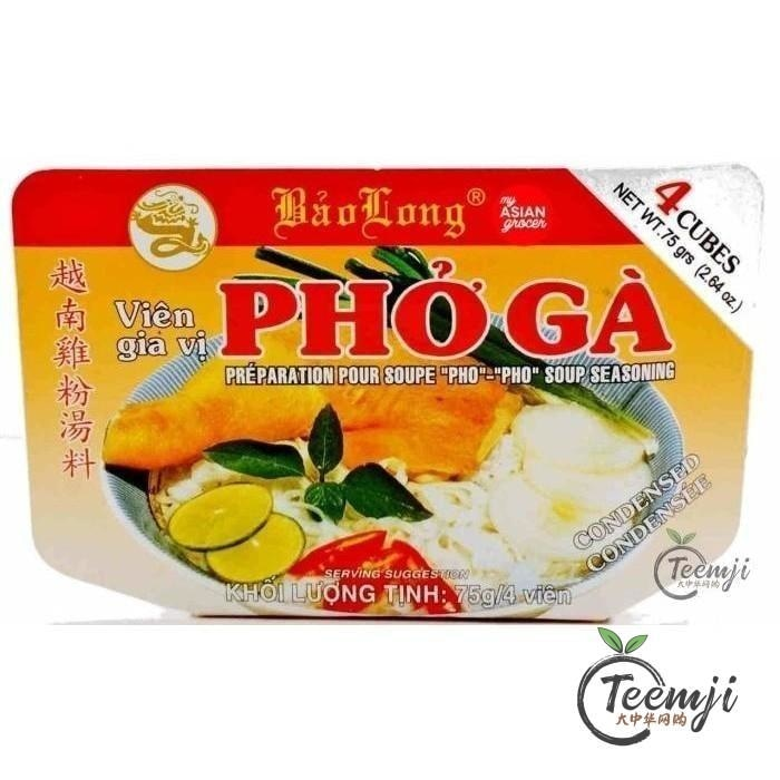 Bao Long Pho Ga Chicken Flavouring 75G Spices