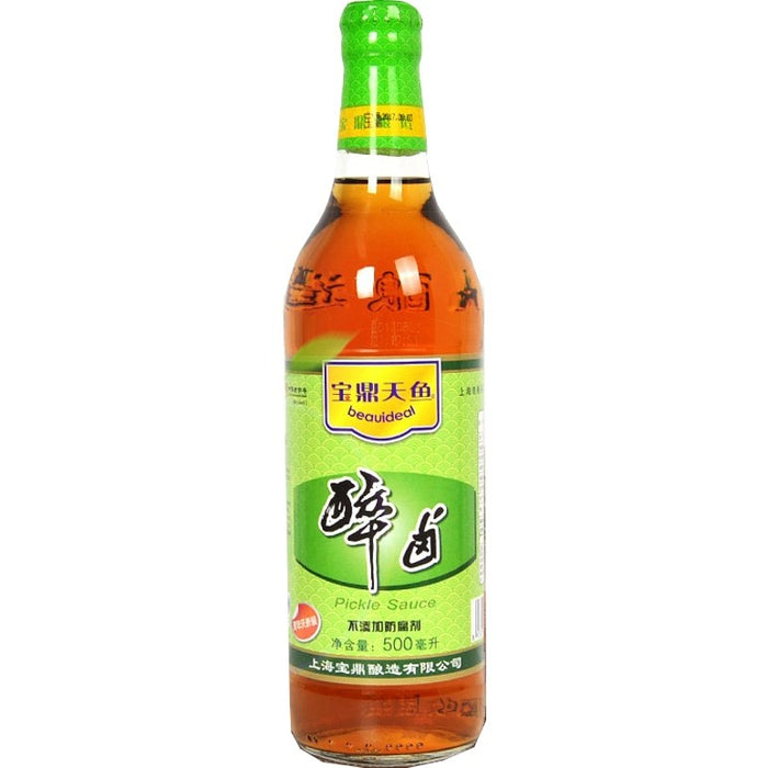Beau Ideal Drunken marinade 宝鼎天鱼醉卤 500ML