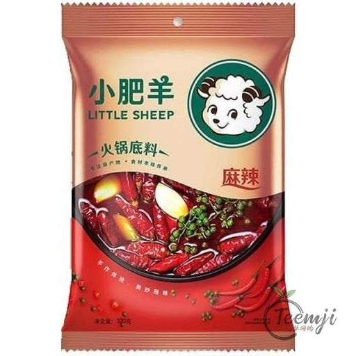 Lilttle Sheep Sichuan Spicy Hotpot Base 330G Hot Pot