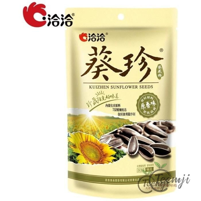 Cha Kuizhen Sunflower Seeds 98G Snacks
