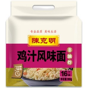 Chenkeming Chicken Flavor Noodles 陈克明鸡汁风味面 800g