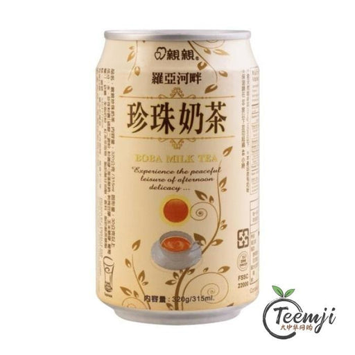 Chin-Chin Milk Tea With Tapioca Pearls 320G Drink