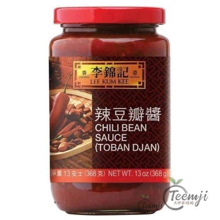 Lee Kum Kee Chilli Bean Sauce (Toban Djan) 368G Sauce