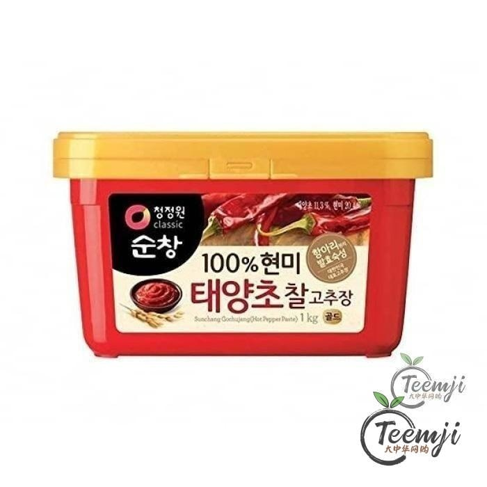 Chungjungone Red Chilli Paste (Gochujang) 500G Paste