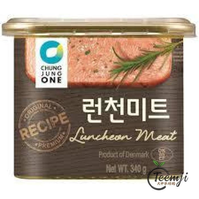 Cj Premium Luncheon Meat 340G Preserved