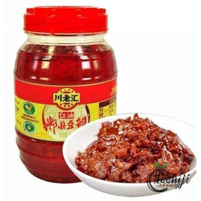 Clh Fermented Chilli Bean Paste 1Kg Paste
