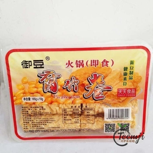 Daily Foods Bean Curd Sticks For Hot Pot 165G