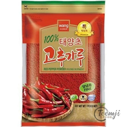 Wang Red Pepper Powder For Kimchi 1Kg Spices