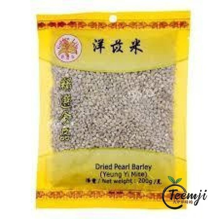 Dried Pearl Barley 200G Rice/dried