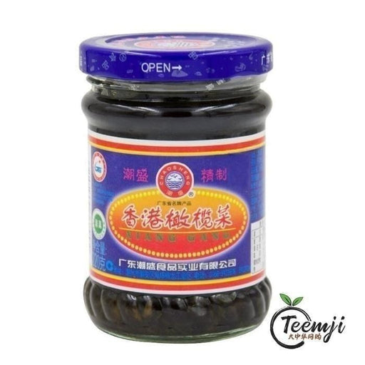 Chao Sheng Hong Kong Pickled Olives 450G Preserved