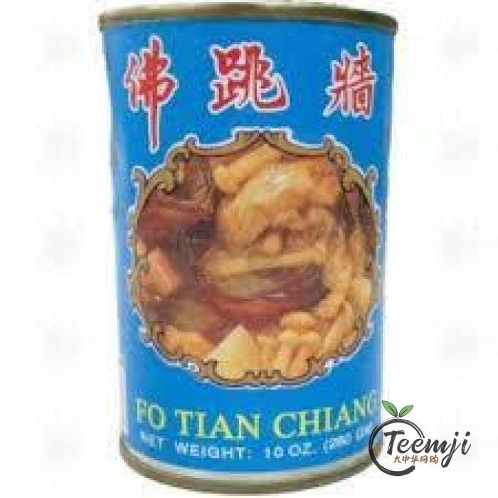 Fy Fo Tian Chiang Vege Chop Suey 280G Preserved