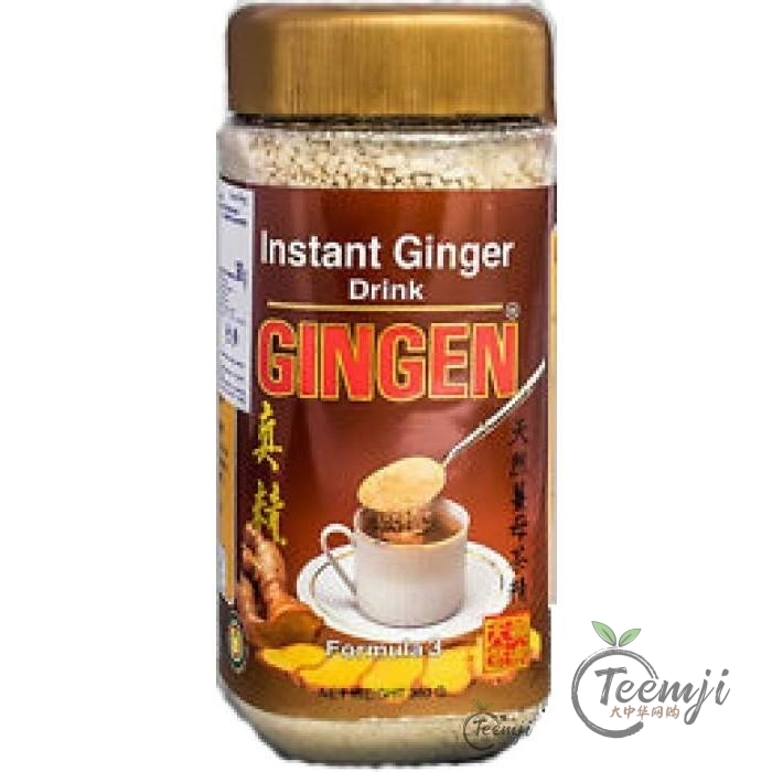Gingen Instant Ginger Drink Formula 3 380G Tea & Coffee