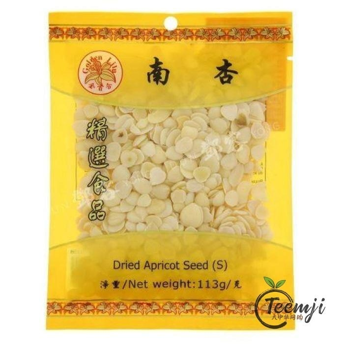 Golden Lily Dried Bitter Apricot Kernel 100G Rice/dried
