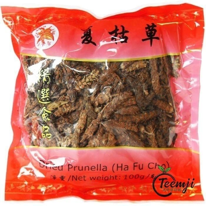Golden Lily Dried Prunella Ha Fu Cho 100G Rice/dried