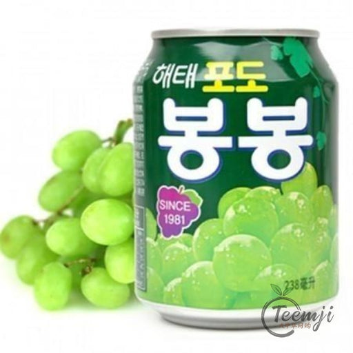 Haitai Bon Grape Juice 238Ml Drink