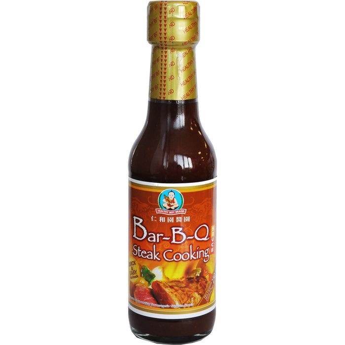 Healthy Boy BBQ Steak Cooking Sauce 肥儿标烧烤酱 250ml