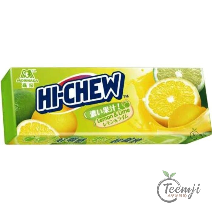 Hi-Chew Lemon Lime Candy 35G Candy