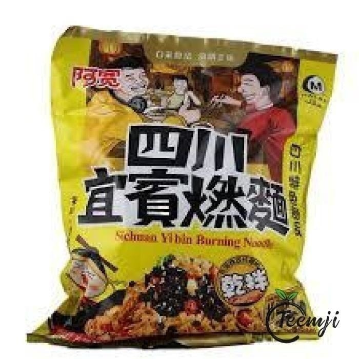 Bai Jia - Chongqing Burning Dry Noodles Chilli Oil Flavour( ) 125 G Noodle