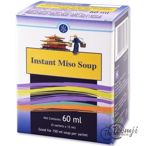 Hs Instant Miso Soup 60Ml Spices