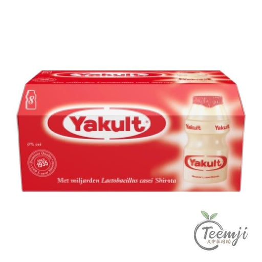 Yakult 8St 500Ml Drink