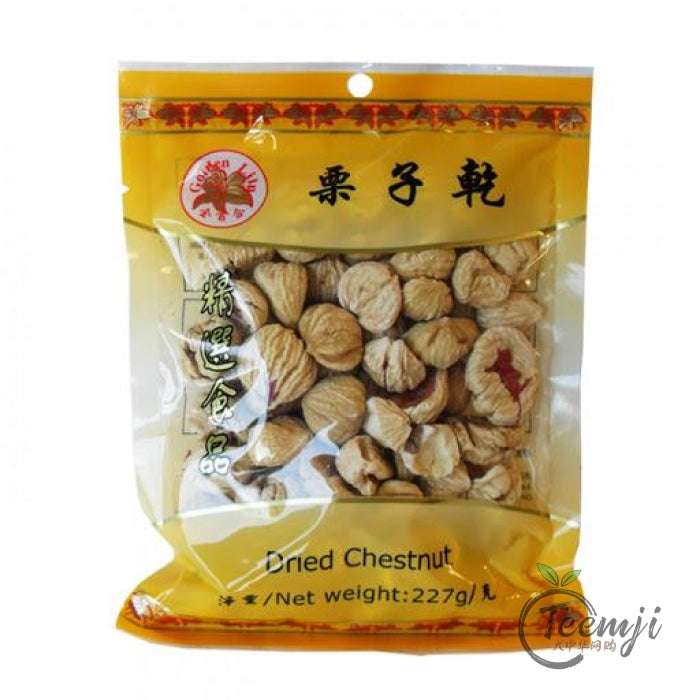 Golden Lily Dried Peeled Chestnut 227G Rice/dried