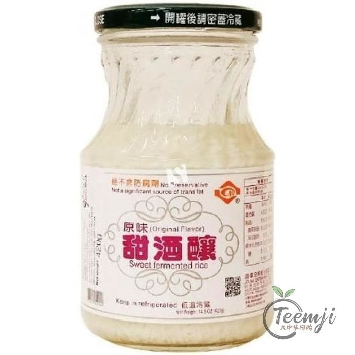 Jn Sweet Fermented Rice 500G Sauce