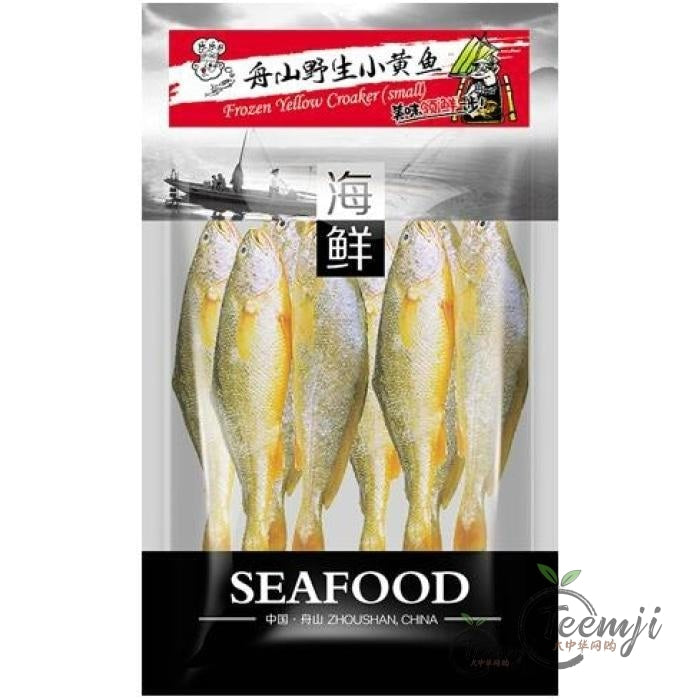 Joy Chef Small Yellow Croaker 400G Frozen Seafood