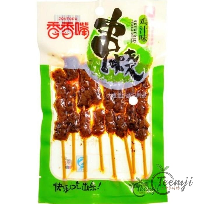 Joytofu Dried Bean Curd Chicken Flavor 60G Snacks