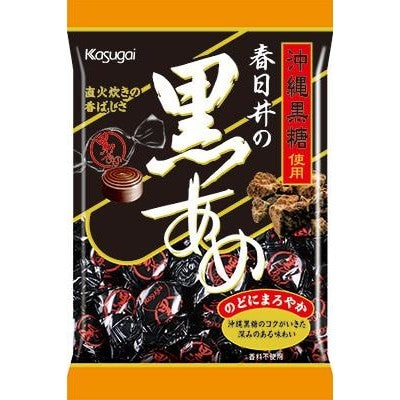 Kasugai Black Sugar Molasses Hard Candy 春日井冲绳黑糖 150g