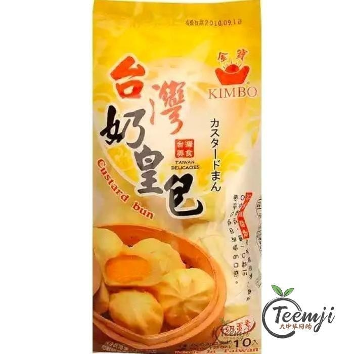 Kimbo Custard Bun 650G Frozen Food
