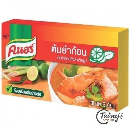 Knorr Tom Yum Broth Cube 20G Spices