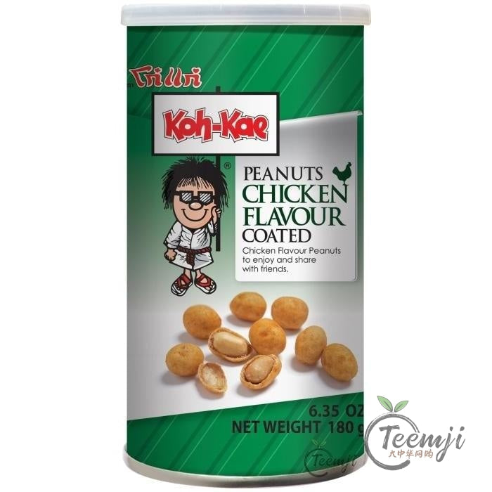 Koh-Kae Peanuts Chicken Flavour 230G Snacks