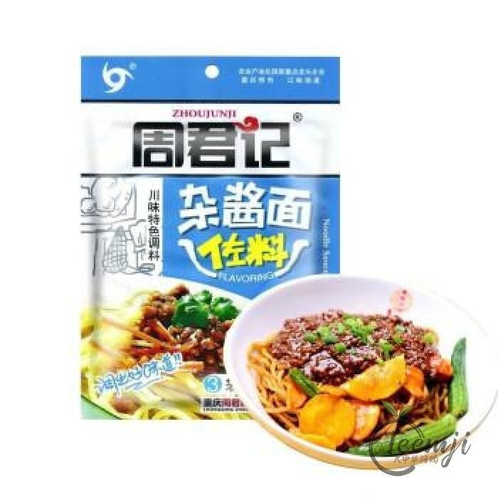 Zjj Noodle Sauce With Zajiang Flavour 150G Sauce