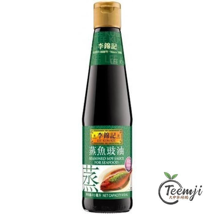 Lee Kum Kee Seasoned Soy Sauce For Fish 410Ml Sauce