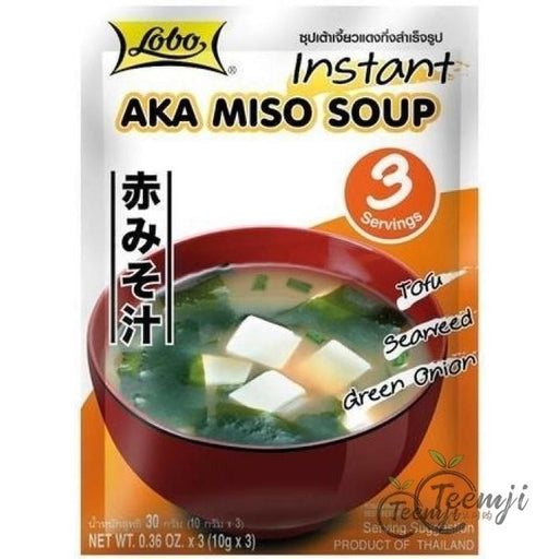 Lobo Aka Miso Soup Powder 30G Spices