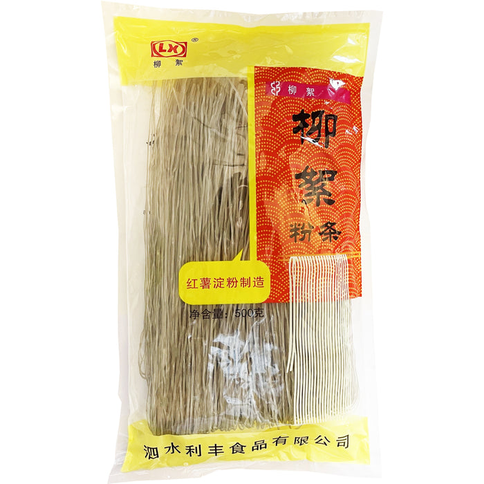 Liu Xu Sweet Potato Vermicelli 柳絮红薯粉条 500g