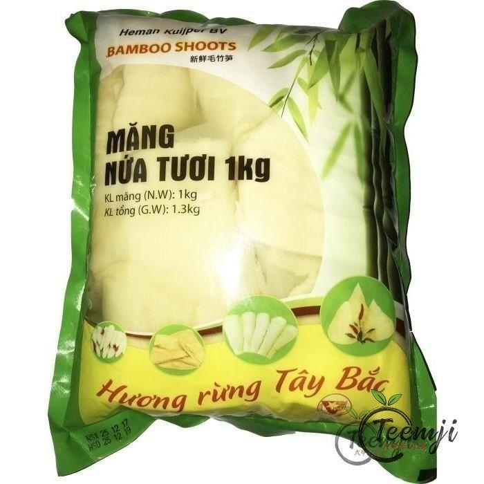 Mang Nua Tuoi Bamboo Shoots 1Kg Preserved