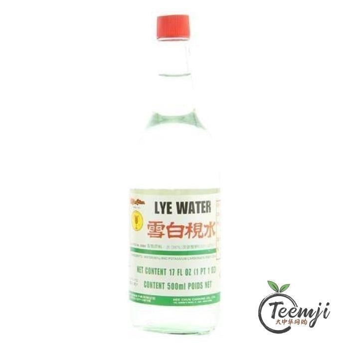 Mee Chun Lye Water () 500Ml