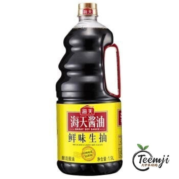 Haday Delicious Light Soy Sauce 1.9L