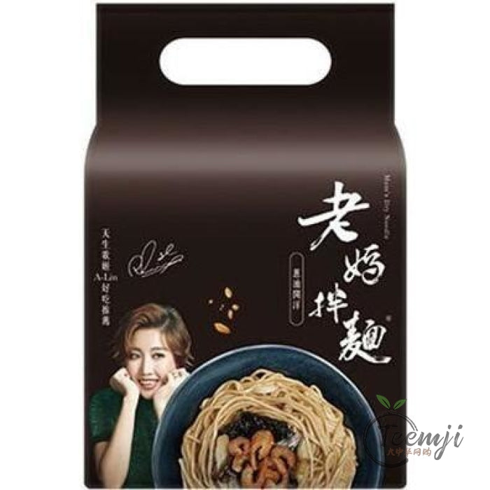 Moms Dry Noodle Onion & Shrimp Flavour 134.8G