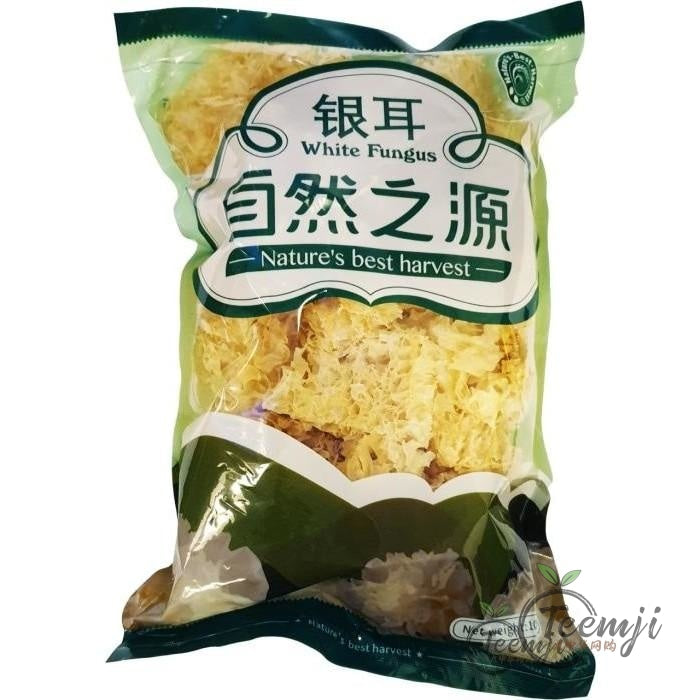 Natures Best Harvest Dried White Fungus 100G Rice/dried