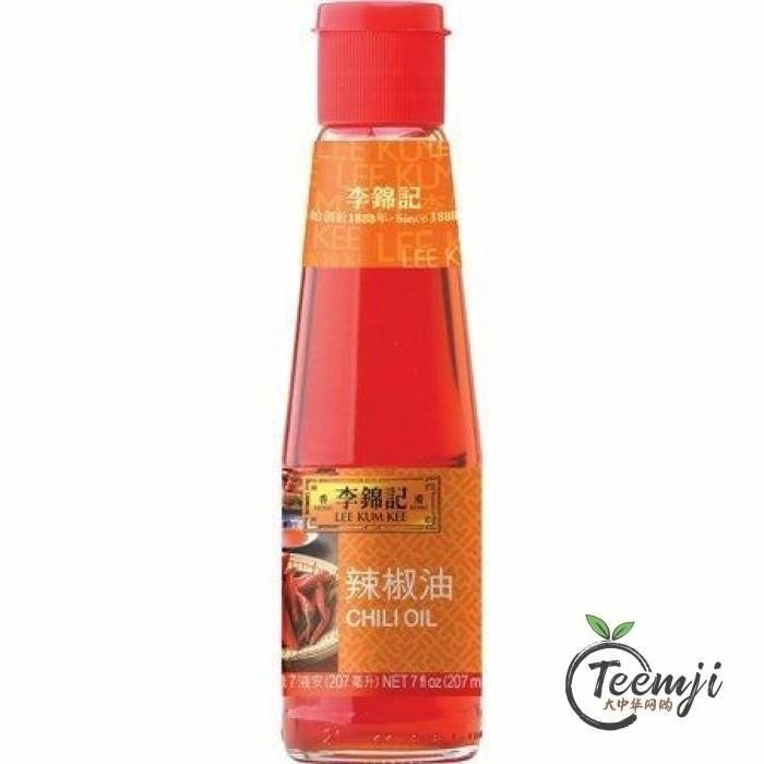 Lee Kum Kee Chilli Oil 207Ml Sauce