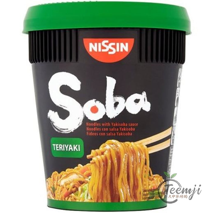 Nissin Noodle Cup With Teriyaki 90G