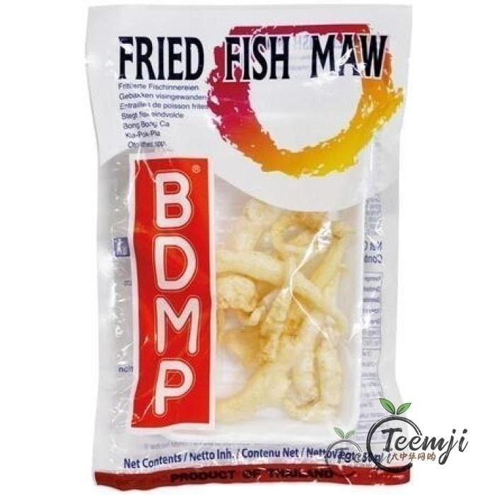 Bdmp Fried Fish Maw 50G Rice/dried