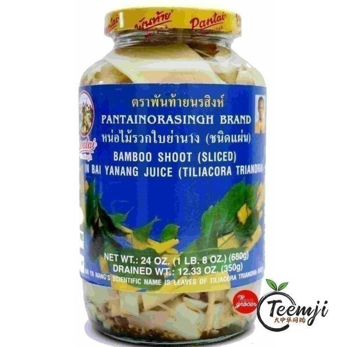 Pantai Bamboo Shoot (Sliced) In Bai Yanang Juice 680G Preserved