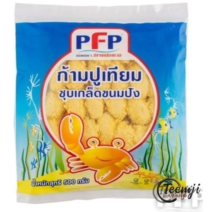 Pfp Imitation Breaded Crab Claw 500G Frozen Food